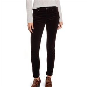 KUT from the Kloth Diana Corduroy Skinny Pants